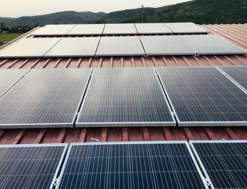 3HP Güneş Enerjili Sulama Sistemi – Tire / İzmir