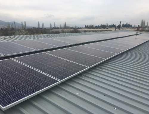 10HP Güneş Enerjili Sulama Sistemi Edremit / Balıkesir